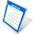 2021 - 2022 CD-Style Desk Calendar 16 Months Calendar / Planner / (Edition #06)