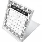 2021 - 2022 CD-Style Desk Calendar 16 Months Calendar / Planner / (Edition #08)