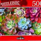 Succulents - 500 Pieces Jigsaw Puzzle