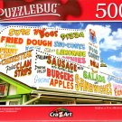 Fun Fair Concession Stand - 500 Pieces Jigsaw Puzzle
