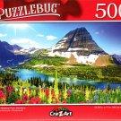 Glacier National Park, Montana - 500 Pieces Jigsaw Puzzle