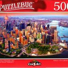 Aerial View of Manhattan, NYC - 500 Pieces Jigsaw Puzzle