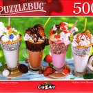 Yummy Summer Fun Shakes - 500 Pieces Jigsaw Puzzle