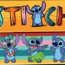 Disney Lilo and Stich - Metal Tin Case Pencil Box Storage
