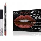 Kiss Proof Metallic Slay Kit - Burnt Maple - 3 piece