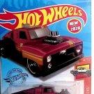 """2020 Hot Wheels - """"Erikenstein Rod"""" - 165/250 - Hot Trucks New for 2020"""