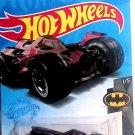 2021 Hot Wheels Batman: Arkham Knight Batmobile Red 1/5 Batman Case A/B #8/250