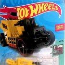 Hot Wheels 2021 Tooned 4/5 YELLOW Pixel Shaker 59/250