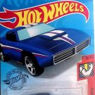 Hot Wheels Custom Otto Muscle Mania 8/10 Blue Die-Cast 173/250