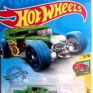 2021 Hot Wheels Cars Hw Art Cars 3/10, 159/250 (Green)