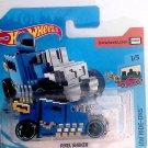 Hot Wheels Blue Pixel Shaker HW Ride Ons (Short Card)