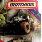 2020 Matchbox Ghe-O Rescue #88/100 [Green] MBX Jungle