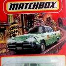 Matchbox Green '59 Dodge Coronet Police Car #71/100