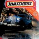 2020 Matchbox 1933 Plymouth Sedan Blue MBX City 40/100
