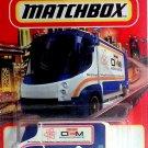 Matchbox 2021 '09 International eStar White/Blue 59/100