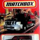 2021 MATCHBOX NISSAN NV VAN COURTESY SHUTTLE MBX 66/100 MODEL CAR