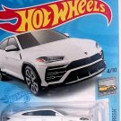 2021 Hot Wheels FACTORY FRESH 4/10 '17 Lamborghini Urus 64/250 (White)