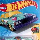 Hot Wheels '80 El Camino Light Blue 44/250 2021 HW Art Cars 3/10