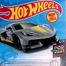Hot Wheels 2021 — Corvette C8.R (Gray) Race Day 6/10) 105/250