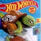 Hot Wheels Turtoshell Green 172/250 2021 Street Beasts 5/5