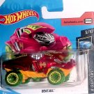 Hot Wheels 2020 X-Raycers # 3/10 BEAT ALL Red (Short Card)