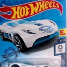 Hot Wheels 167/250 VELOCITA TOKYO 2020 OLYMPIC GAMES 9/10 WHITE