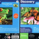 Discovery -  Prime 3D 50 Pieces Jigsaw Puzzle (Set of 2) v5