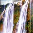 Waterfalls 2022 - 2023 2 Year Pocket Planner / Calendar / Organizer - Monthly Page Format