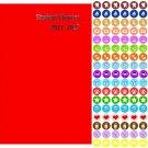 2021 - 2022 Student Academic Planner Calendar - School College Weekly Agenda + 100 Stickers - v3
