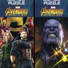 Marvel Avengers Infinity War - 48 Pieces Jigsaw Puzzle - v10 (set of 2)