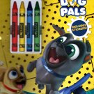 Puppy Dog Pals - Coloring & Activity Book with Includes Stickers