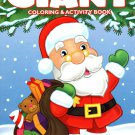 Christmas Edition Giant Coloring and Activity Book 160 Page v9