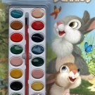 Paint Box Book to Color - Bunny Days!