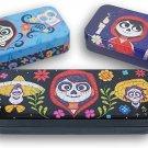 Disney Coco Metal Tin Pencil Case Pencil Case, Marker Case, Crayon Case.