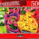 Potted Flowers - 500 Pieces Jigsaw Puzzle