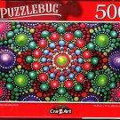 Beautiful Mandala Rock - 500 Pieces Jigsaw Puzzle