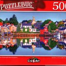 Historic Portsmouth New Hampshire - 500 Pieces Jigsaw Puzzle