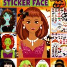 Spooky Sticker Face - Halloween Sticker Activity Book v3