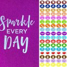 2022 Weekly Pocket Appointment Planner / Calendar / Organizer - With 100 Stickers  (Edition #1)