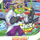 Savvi Magic Paint Posters ~ Wacky Dr. Dax (Inside the Lab of a Scientist