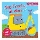 Big Trucks at Work (Peekabooks) Board book