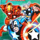 The Mighty Avengers (BB) - Big Fun to Coloring Book