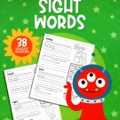 Primary Learning - Sight Words Educational Workbook - Reproducible - Grades 2-3 v2