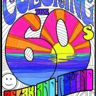 Bendon 75215 The 60's Advanced Coloring Book