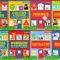 Good Grades Kindergarten Educational Workbooks  - Set of 8 Books