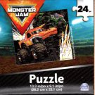 Monster Jam - 24 Pieces Jigsaw Puzzle