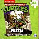 Mutant Ninja Turtles - 24 Pieces Jigsaw Puzzle