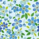 Magnetic School Locker Wallpaper (Full Sheet Magnetic) - Flowers - Pack of 3 Sheets - vr17