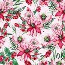 Magnetic School Locker Wallpaper (Full Sheet Magnetic) - Flowers - Pack of 3 Sheets - vr20
