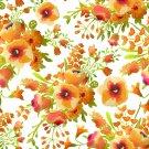 Magnetic School Locker Wallpaper (Full Sheet Magnetic) - Flowers - Pack of 3 Sheets - vr24